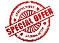 Latest Special Offers!