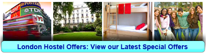 Click here to book a London hostel now!