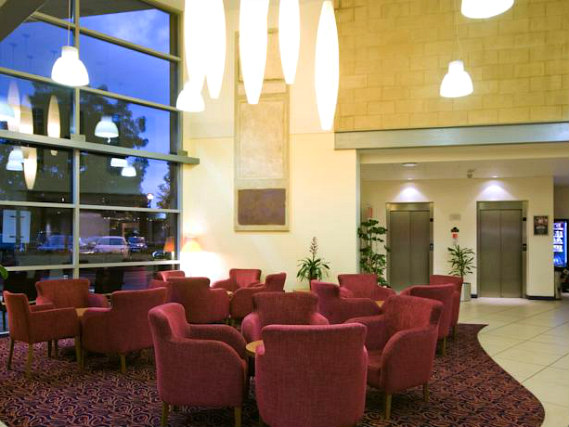 Common areas at Secret 3 Star Hotel North London