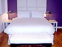 Example of a Double Room at Hampstead Suites