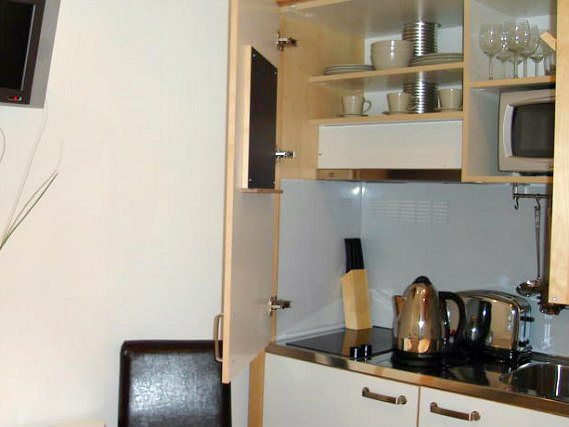 kitchenette facilities available