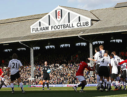 Book A Hotel Near Craven Cottage