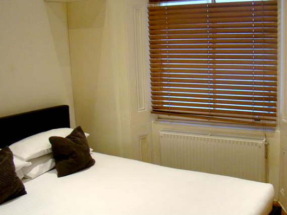 Double Room at Collingham Place Hotel