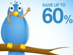 Advance Booking Discount: Save up to 60%