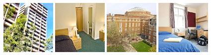 West London University Rooms