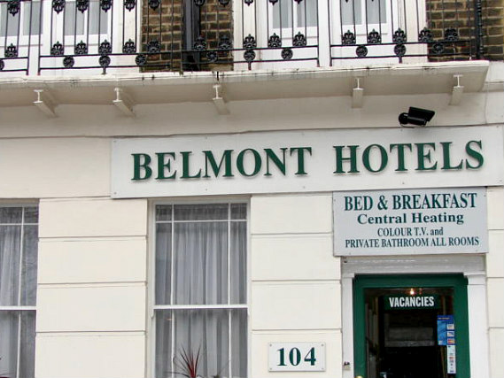 Belmont Hotel London is situated in a prime location in Paddington close to Edgware Road