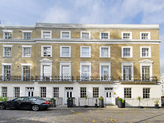 Shaftesbury Metropolis London Hyde Park is situated in a prime location in Kensington close to Earls Court Exhibition Centre