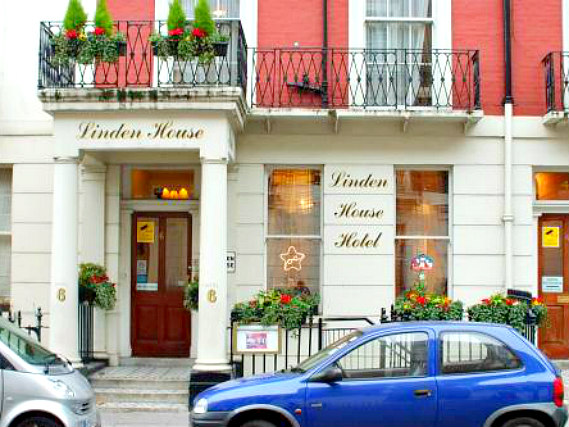 Linden House Hotel is situated in a prime location in  Paddington close to Marble Arch