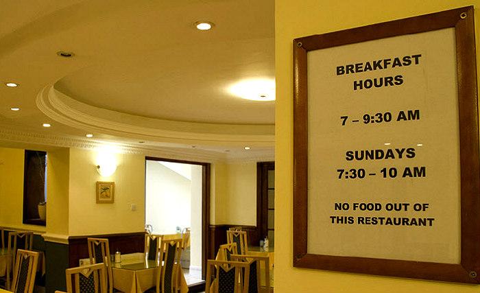 Pembridge Palace Hotel London Londra Prenotare Su