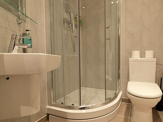Un bagno dell'Royal Hyde Park Hotel