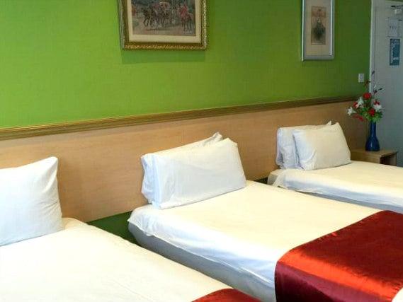 Euro Hotel Clapham Recensioni