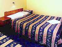 Triple room at Pacific Hotel London