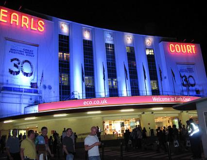 Hotel In Earls Court Londra
