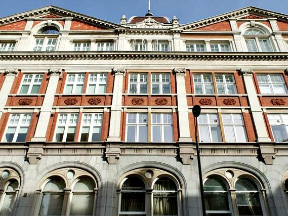 Grosvenor House Studios is situated in a prime location in Covent Garden close to British Museum