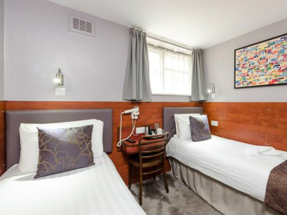 All rooms at comfortable and clean