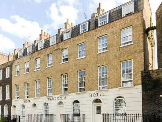 Wardonia Hotel is situated in a prime location in Kings Cross close to British Library