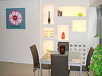 Make meals, snacks or drinks in your kitchenette at So London Apartments