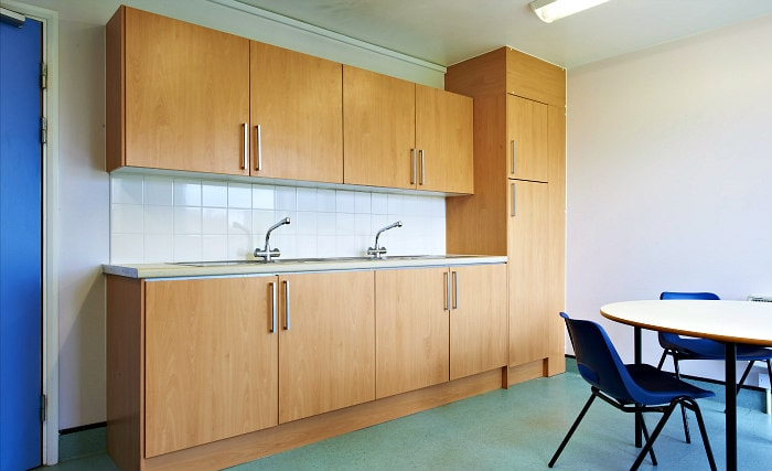 Un posto per mangiare a Stamford Street Apartment Rooms