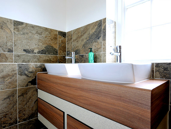 Un bagno dell'Goldsmiths House