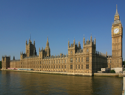 Book a hotel near Houses of Parliament
