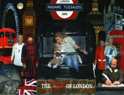Book a hotel near Madame Tussauds