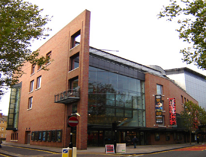 Prenotare un hotel in Sadlers Wells Theatre
