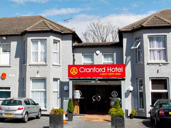 The Cranford Hotel is situated in a prime location in Ilford close to The O2 Arena