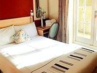 You'll find bright and airy rooms at Dylan Earls Court