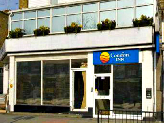 Comfort Inn Edgware Road is situated in a prime location in Paddington close to Little Venice