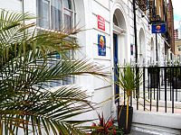 Comfort Inn Kings Cross, London