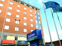 Holiday Inn Express London Limehouse - Esterno
