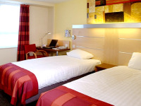 Holiday Inn Express Limehouse - Una stanza tripla