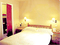 A typical Double room at Hotel Meridiana