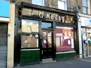 Kellys Restaurant, London