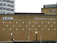 BBC TV studio