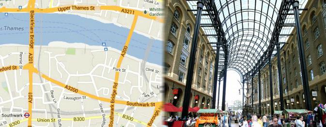 Hotels near Bankside
