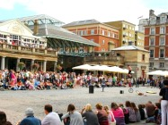 Covent Garden Piazza and more..