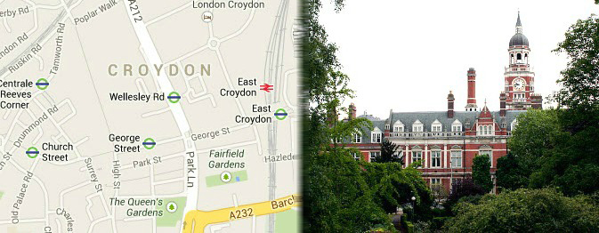 Hotels near Croydon