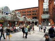 Ealing shopping centre