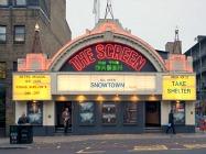 Green cinema