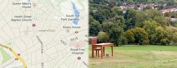 Hotels near Hampstead