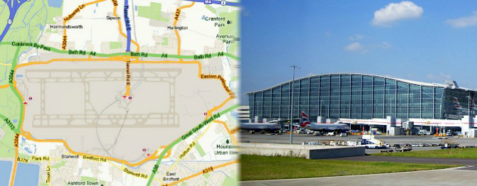 Hotels Near Heathrow Airport
