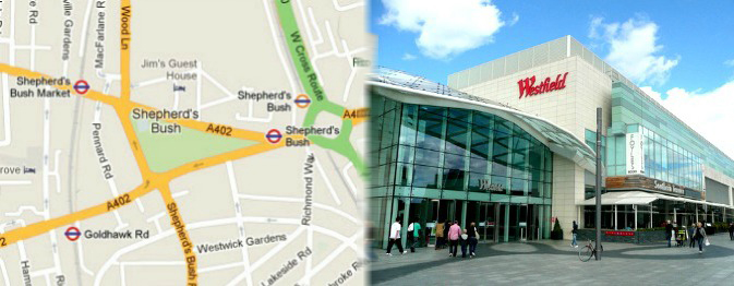 London Tourist Attractions In Shepherds Bush