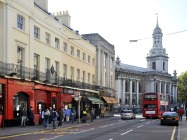 Shopping in Greenwich Town Centre