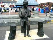 Statue of Baden Powell