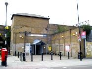 Bethnal Green Train Station