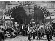 History of Covent Garden