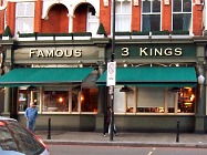 Famous Three Kings Pub
