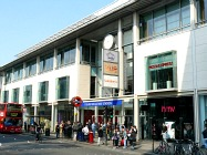 Fulham Broadway shopping centre