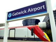 Gatwick Airport Train Station